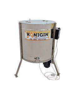 4-Frame Königin 12V 230V Electric Tangential Extractor