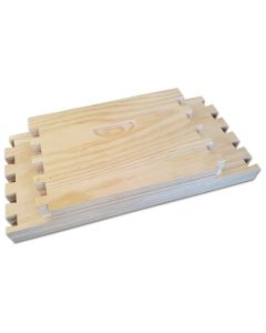 8F F/Depth Standard Grade Dove Tail Box – Kit