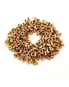 Brass Frame Eyelets (Packs 100)