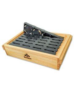 Round Comb Honey Kit 8-Frame - Lanogard Treated