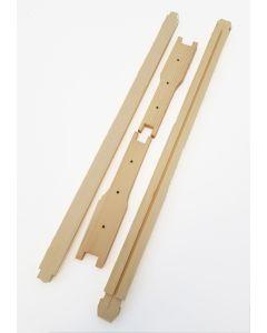 WSP Premium Wood Frames 35mm - Kit