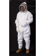 Bee Suit - Premium 100% Cotton (310gsm) with Folding Hood