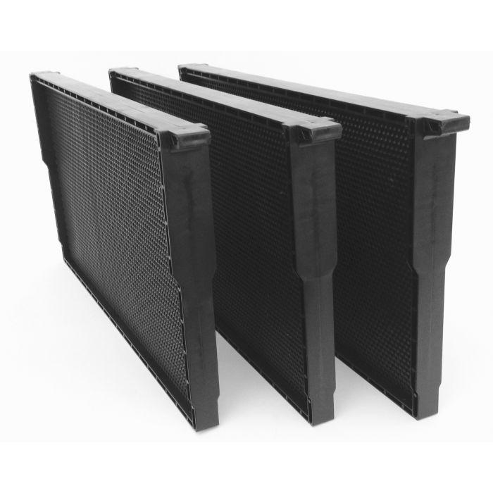 Apimaye 10F F/Depth Brood, 10 Beemax Plastic Frames