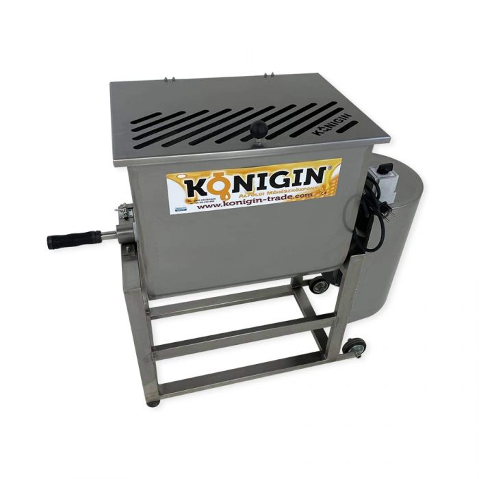 Mixer for bee-feed cake & sausage 50kg - 4 year warranty
