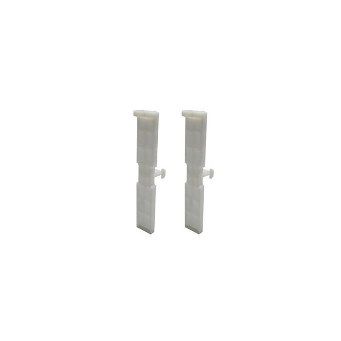 Ross Round Comb End Clip (Pair)