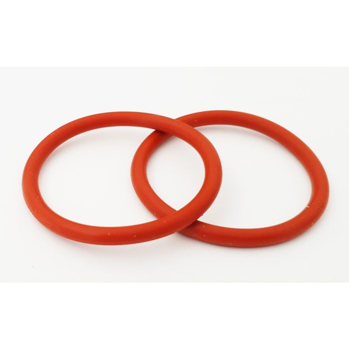 DRS Uncapper 'O' rings (2) Silicon